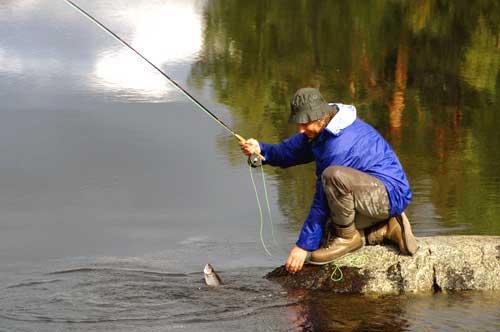 самая долгая рыбалка